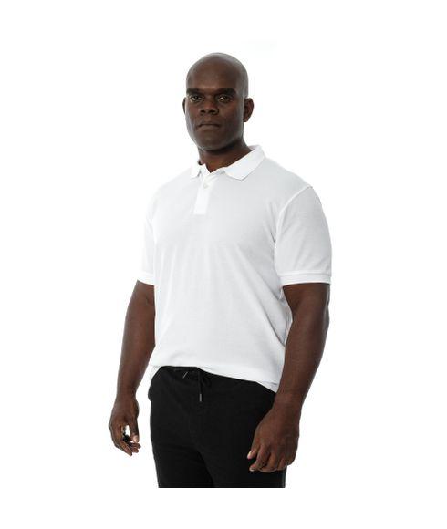 Camisa Polo Masculina  Manga Curta cf9e2fc1b5a13