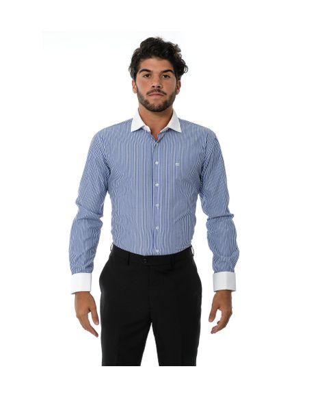 Camisa-Social-Manga-Longa-Abotoadura