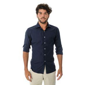 bfba1e175 ... Camisa-Manga-Longa-Casual-Diferenciada ...