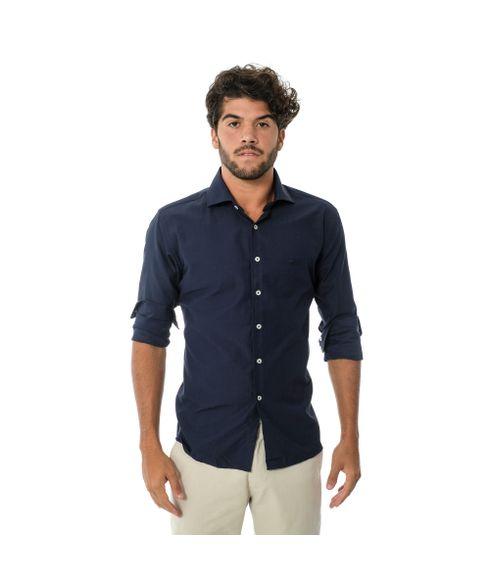 Camisa-Manga-Longa-Casual-Diferenciada