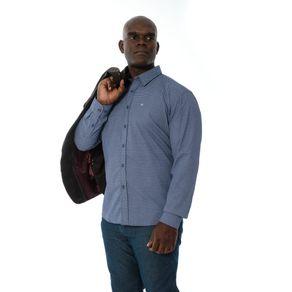 a22029e7d ... Camisa-Manga-Longa-Casual-Estampada ...