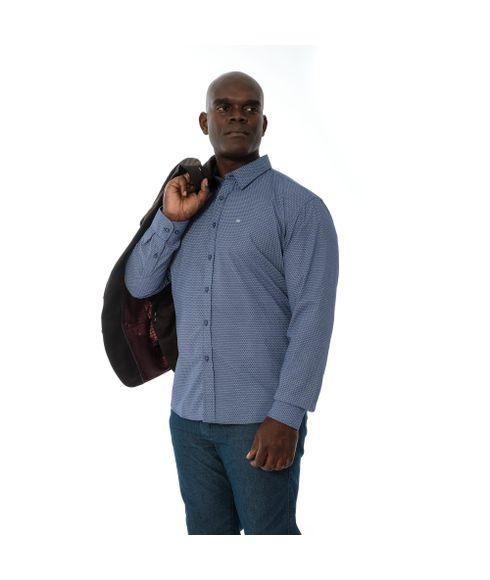 Camisa-Manga-Longa-Casual-Estampada