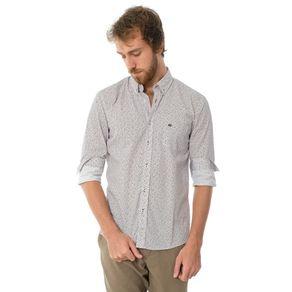 0a0d56339 ... Camisa-Casual-Manga-Longa-Estampada-Com-Bolso ...