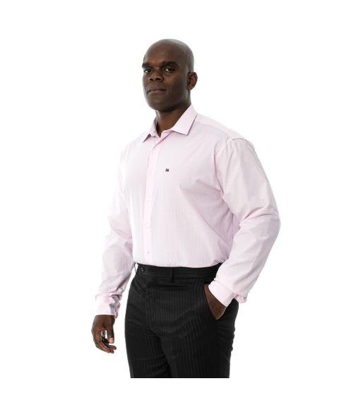 Camisa-Social-Manga-Longa-Falso-Liso