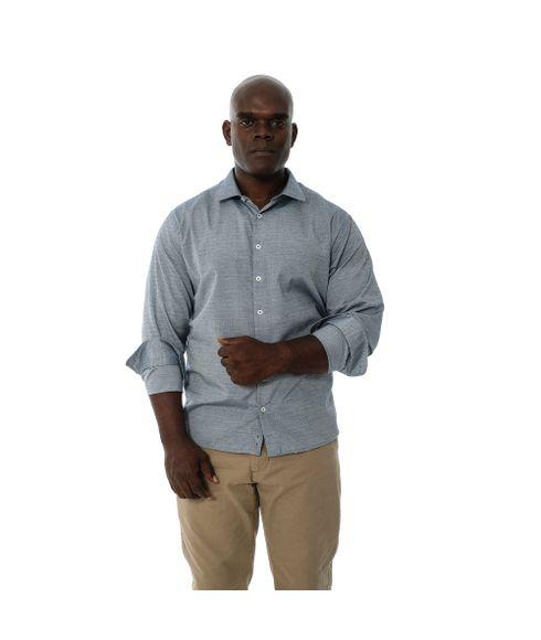 Camisa-Casual-Manga-Longa-Estampada