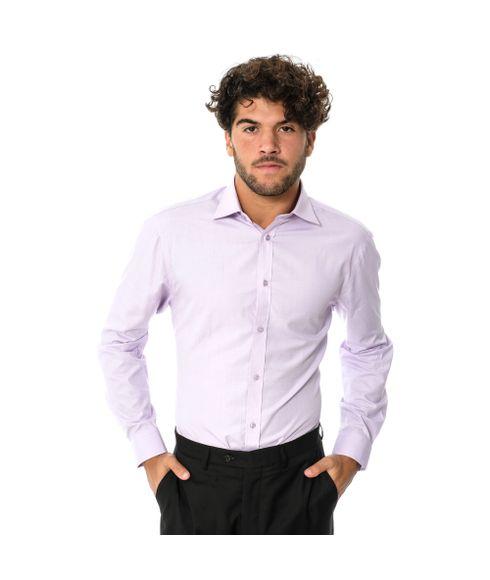 Camisa-Classica-Manga-Longa-Fio-a-Fio-Diferenciada