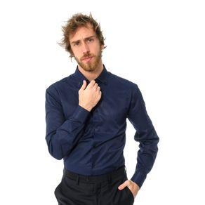 0bdf5fe71 Camisa Social ML Maquinetada Slim - lojafattoamano