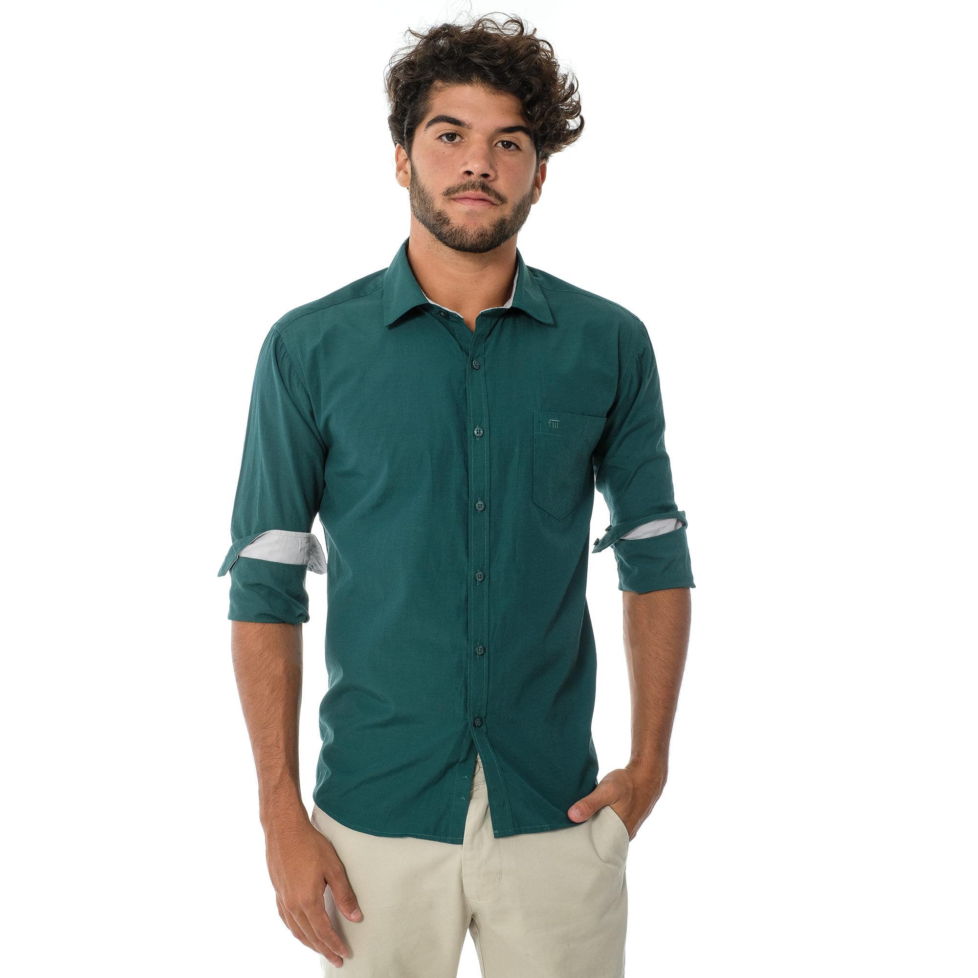 6d18ae655 Camisa Social ML Lisa - lojafattoamano