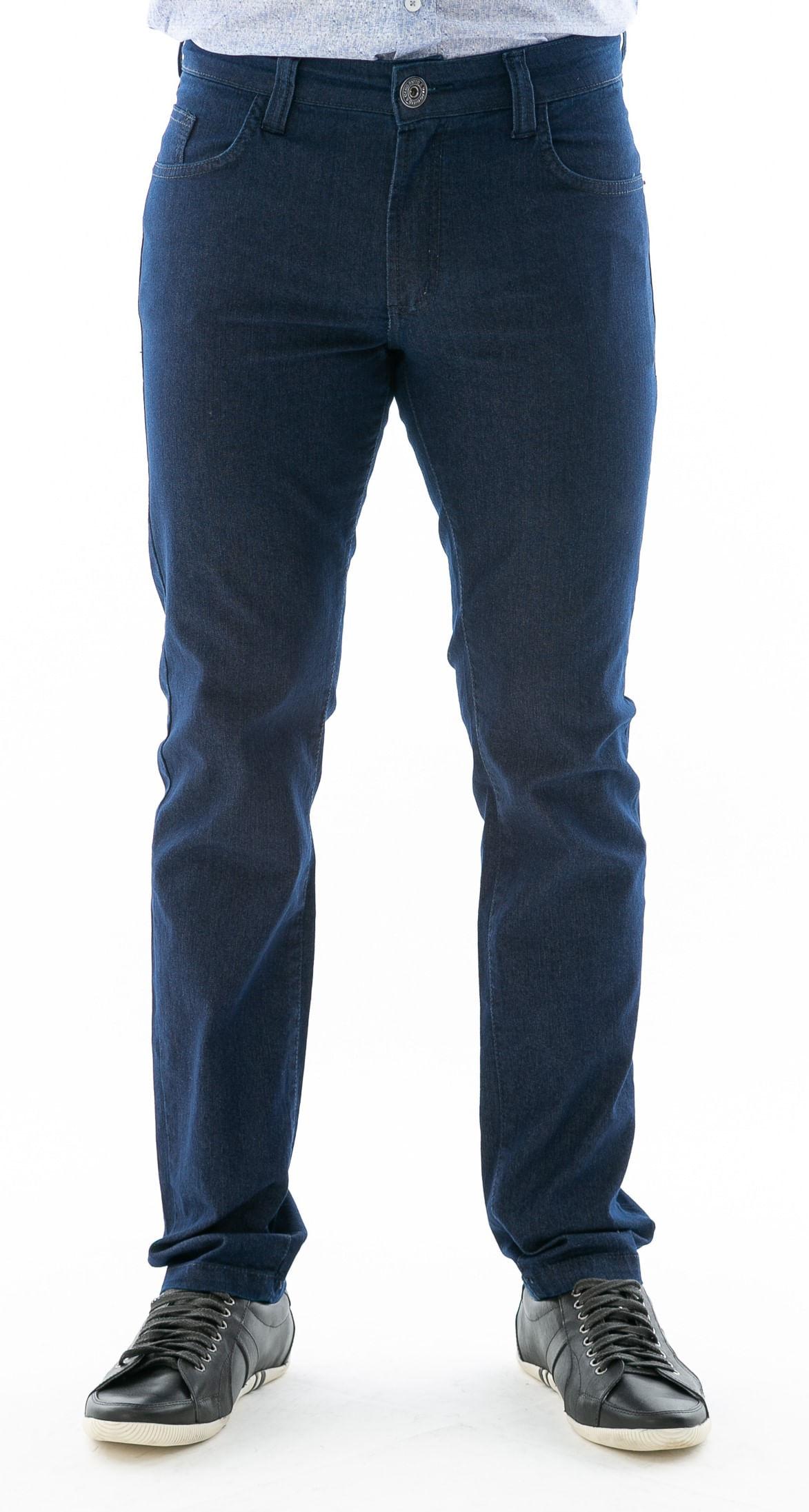 798041401e Calça Jeans Masculina Slim Fit - lojafattoamano