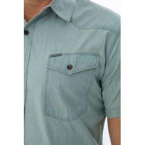 03638c5eaf ... Camisa-Manga-Curta-Casual ...
