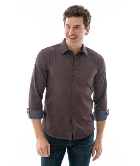 Camisa-Casual-Diferenciada-Bolinhas