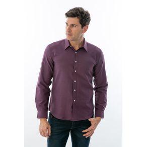 ab88de1d9 ... Camisa-Diferenciada-Casual-Manga-Longa ...