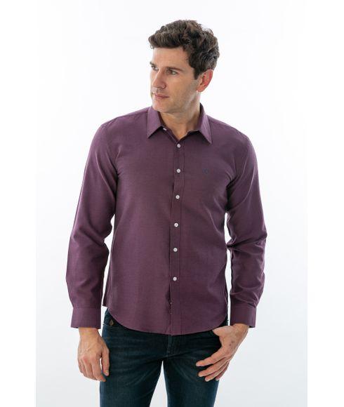 Camisa-Diferenciada-Casual-Manga-Longa