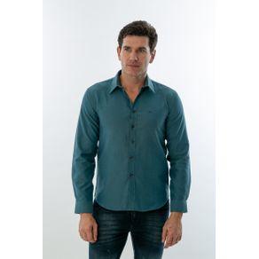 d99ce428e ... Camisa-Casual-Manga-Longa-Diferenciada- ...